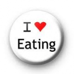 Love eating